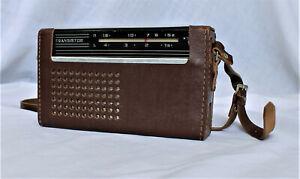 Vintage Soviet (USSR ) portable radio transistor Selga, 1969, Collectables