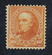 CKStamps: US Stamps Collection Scott#283 10c Webster Unused Regum