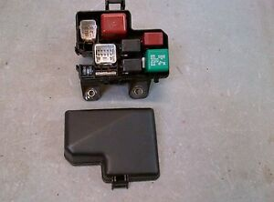 01-05 LEXUS GS430 RELAY RELAYS BOX  OEM