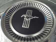 Hub Cap 1967 1968 1969 Ford Mustang Coupe Convertible Fastback-Dog Dish 67 68 69