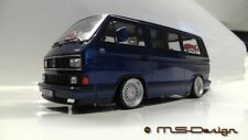 VW Bus T3 Multivan Limited Last Edition BBS RS Felgen 16  Zoll Umbau 1/18