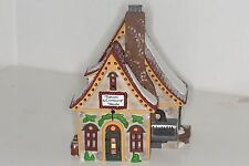 "Dept 56 North Pole Series, ""Popcorn & Cranberry House"" #56388"
