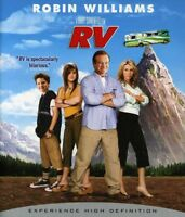 RV [New Blu-ray] Ac-3/Dolby Digital, Dolby, Dubbed, Subtitled, Widescreen
