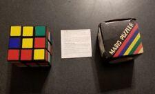 Vintage Magic Puzzler Cube