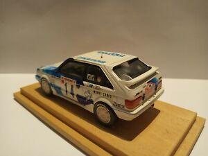 MAZDA 323 GTX 4X4 GR.A Rally Monte Carlo Extremely rare!!!!