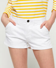 Superdry Womens Chino Hot Shorts