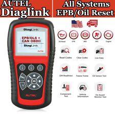 All System Obd2 Code Reader Diagnostic Scanner Automotive Eobd Obdii Oil Reset