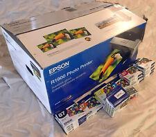 **Epson Stylus Photo R1900 Digital Photo Inkjet Printer/with ink cartridges**