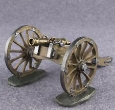 Metal Toy Soldiers Painted  Medieval Cannon 1/32 scale Metal Miniature 54mm