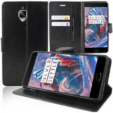 """Schutz Hülle für OnePlus 3T 5.5""""/ OnePlus Three Handy Brieftasche Flip Case"""