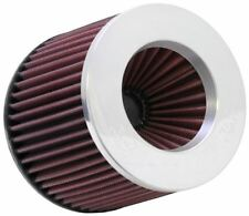 """RR-3003 K&N Reverse Conical Air Filter 3""""FLG, 6""""B, 5-1/4""""T, 5""""H; POLISHED TOP"""