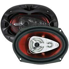 "BOSS Audio CH6940 Chaos Exxtreme 6"" x 9"" 500-watt 4-way Car Full Range Speakers"