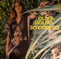 Olivia Molina - So Oder So (LP, Album) Vinyl Schallplatte - 36166