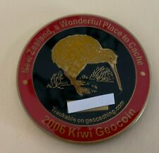 2006 Kiwi Geocoin