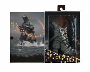 "Godzilla - 1989 Classic 12"" Head to Tail Action Figure-NEC42898-NECA"