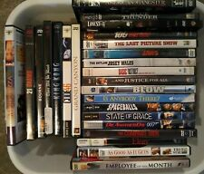 DVD Movie Lot of 25 Movies Action/Drama DVDs - Lot #8