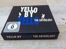 YELLO Yello by Yello  The Anthology  Limited Edition Box Set 3CD+DVD BLANK MEIER