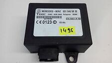 0315455832 Original Mercedes Vito 108 2.2 CDI DOOR LOCKING CONTROL UNIT