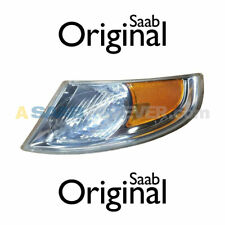 SAAB 9-5 02-05 TURN SIGNAL CORNER LIGHT LH DRIVER GENUINE OEM 12761340 5336763
