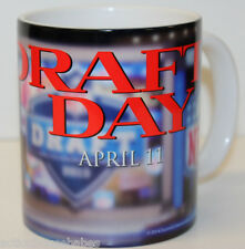 DRAFT DAY - Movie PROMO Coffee Mug / Cup - April 11 2014 - NFL - Costner - NEW