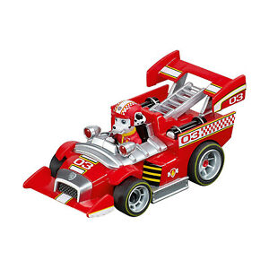 Carrera Ready Race Rescue PAW Patrol Marshall Electric Slot Car NEW IN STOCK