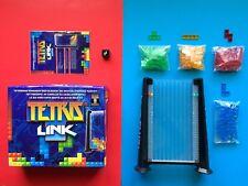 TETRIS LINK Brettspiel + OVP Box 3D Bop it BOARD Game STAPEL SPIEL Analog w neu