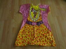Youth Girls Walt Disney Minnie Mouse Sz 6/8 Vintage Halloween Costume