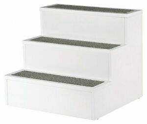 TRIXIE Pet Products Pet Stair Stairs. White