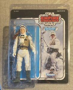 """Gentle Giant Kenner Star Wars Luke Skywalker Hoth Battle Gear Jumbo 12"""" Figure"""