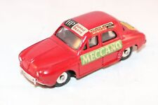 Dinky Toys 268 Renault Dauphine mini cap mint a superb model a beauty