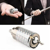 Portable Magic Pocket Stainless Steel Martial Wand Toys Lightweight Self-defense