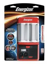 New listing Energizer emergency weather station Room Filling Light Am Fm Wb Alert Radio