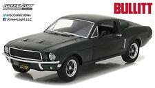 GREENLIGHT 84041 - 1/24 BULLITT (1968)- 1968 FORD MUSTANG GT FASTBACK