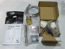 Jado Geometry F1358AA Built In Shower Set A6 Chrome