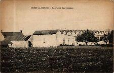 CPA Chézy en Orxois - La Ferme des Closeaux (280217)