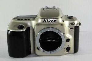 Nikon F50 35mm Body - Tested - Fully Operational Camera