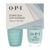 OPI Iconic GC/NL Duo - GelColor Soak-Off, Gelato On My Mind GCV33 / NLV33