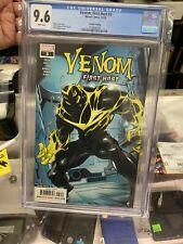 VENOM: FIRST HOST # 3 CGC 9.6 1st Appearance SLEEPER 2ND Second PRINT Unpressed
