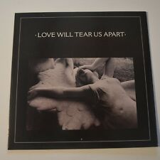 "JOY DIVISION - LOVE WILL TEAR USE APART - REISSUE BRAZILIAN 12"" MAXI COLOR VINYL"