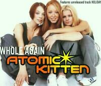 Whole Again (2000 Recording) [CD 1] [CD 1], Atomic Kitten, Audio CD, Acceptable,