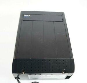 NEC DSX-80 Phone Cabinet Telephone System + DX7NA-16ESIU-A1 + DX7NA-8COIU-B1