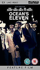 Ocean's Eleven  (New and Sealed) Sony PSP UMD Video Movie
