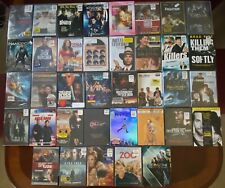 New Never Opened Factory Sealed Variety Movie & Tv Series Dvds