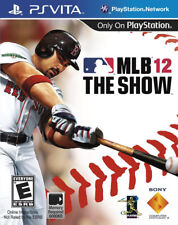 MLB 12 The Show PSV, New