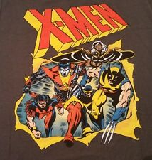 S Marvel Comics X-Men T-Shirt Warpath Colossus Wolverine Storm Cyclops