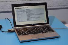 "Notebook HP 2170P i5-3427U 8Gb 128Gb SSD 12,5"" ELITEBOOK BLUETOOTH LEGGERO"