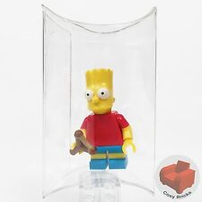 LEGO Bart Simpson Minifigure from Dimensions Fun Pack 71211 - Clear Case - NEW