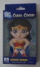 Huckleberry DC Comics Chara-Covers Wonder Woman Apple iPhone 4 4s Phone Case