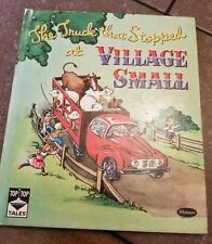 The Truck that Stopped at Village Small by Jessie M Knittle 1951 HB