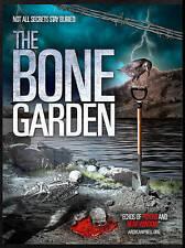 The Bone Garden (DVD, 2016) NEW
